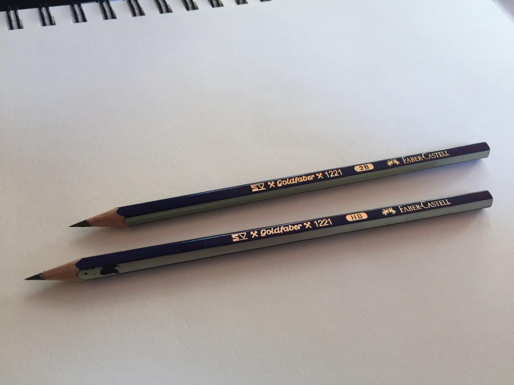 matite da utilizzare per disegnare un cavallo