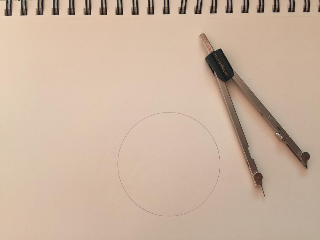 Come disegnare Topolino fase 1
