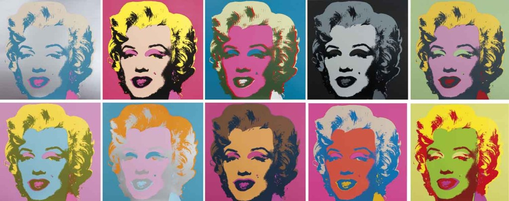 lo stile pop art